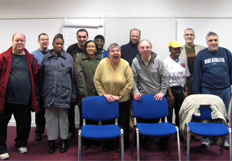 Hackney People First Self Advocacy Group